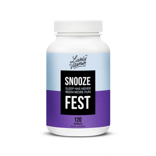 snooze fest best sleep supplement best supplement for sleep