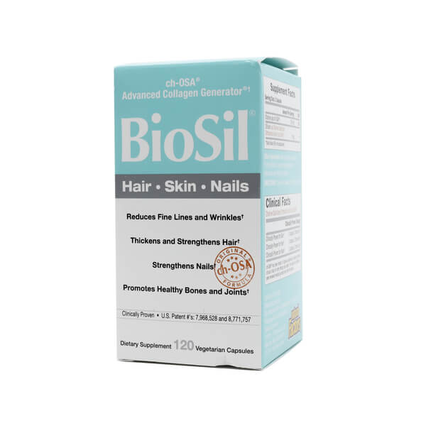 natural factors biosil skin hair & nails madison wi the healthy place