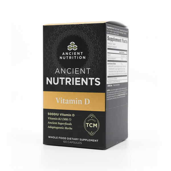 Ancient Nutrition Ancient Nutrients Vitamin D health food store madison wi