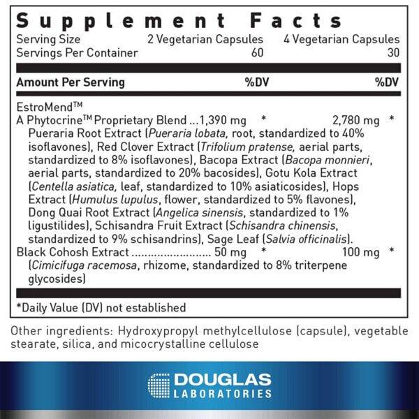EstroMend Douglas Laboratories The Healthy Place Madison WI