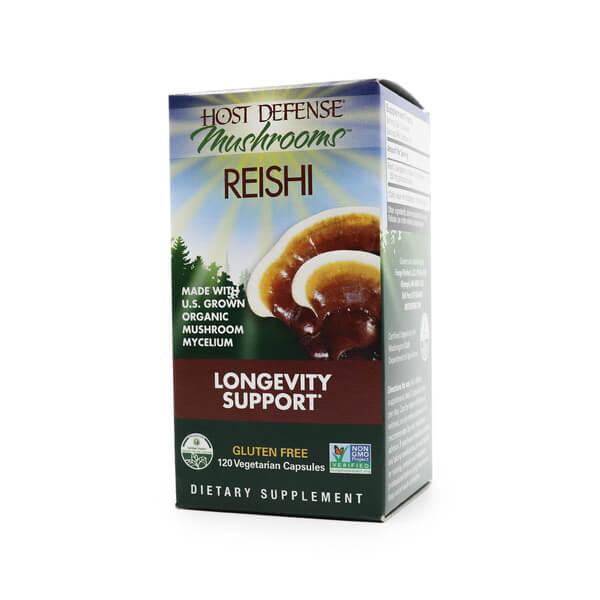 host defense reishi mushroom supplement