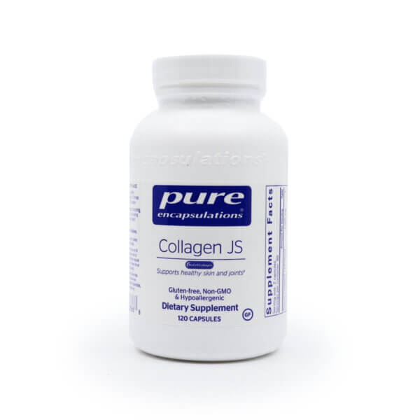 Pure Encapsulations Collagen JS collagen supplements health food store madison wi