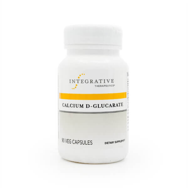 Integrative Therapeutics Calcium D-Glucarate The Healthy Place Madison WI