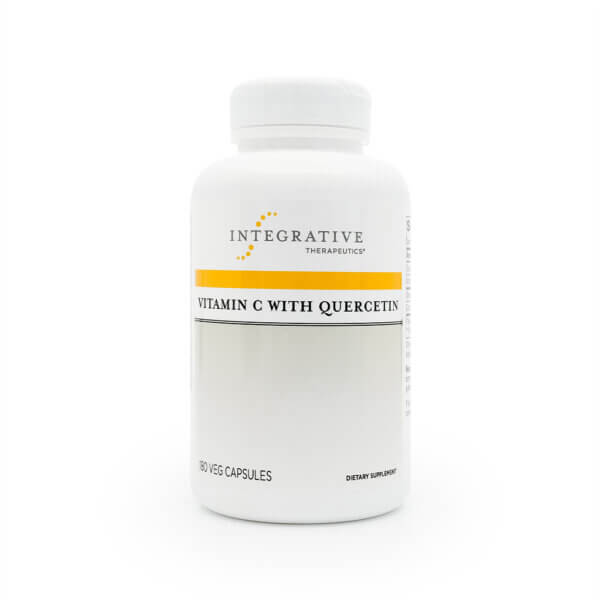 Integrative Therapeutics Vitamin C With Quercetin supplement store madison wi the healthy place