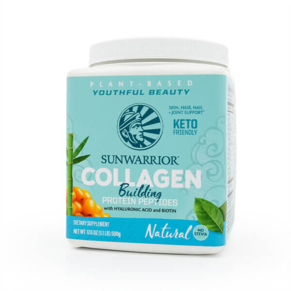 Sunwarrior Collagen Building Protein Peptides The Healthy Place Madison WI