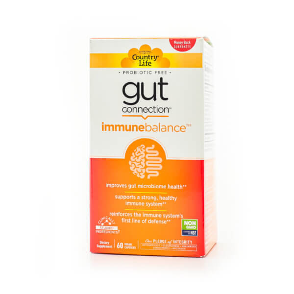 Country Life Gut Connection™ Immune Balance™ immune system support health food store madison wi the healthy place