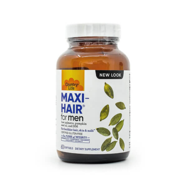 Country Life Maxi-Hair® For Men hair growth supplements to stimulate hair growth health food store madison wi