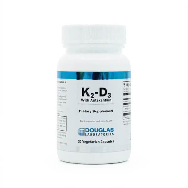 Douglas Laboratories K2-D3 with Astaxanthin health food store madison wi the healthy place