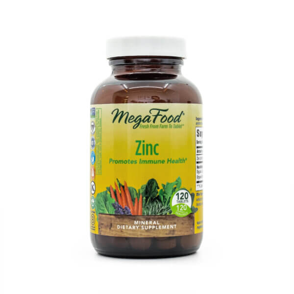 MegaFood Zinc The Healthy Place Madison WI