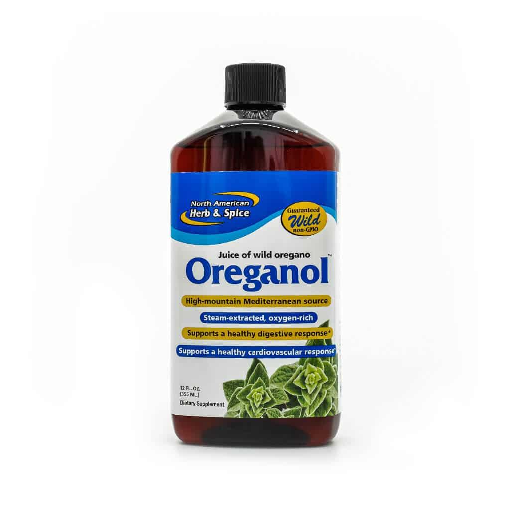 North American Herb Spice Oreganol P73 Juice Madison Wi