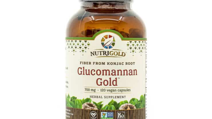 NutriGold Glucomannan Gold The Healthy Place Madison WI