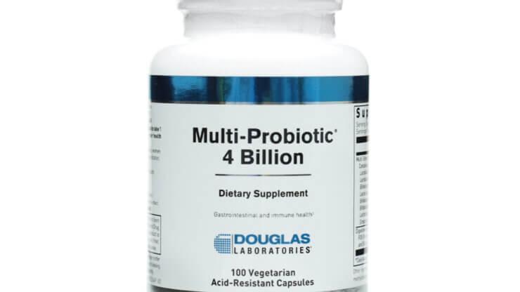 Douglas Laboratories Multi Probiotic 4 Billion probiotic and prebiotic health food store madison wi