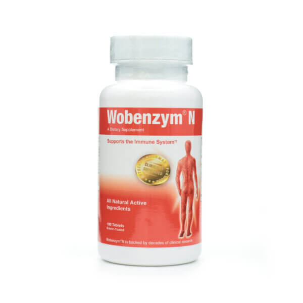 douglas laboratories wobenzym® n joint and muscle support the health place madison wi