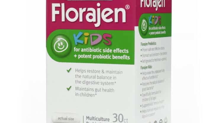 Florajen Kids Probiotics supplements kids health food store madison wi the healthy place