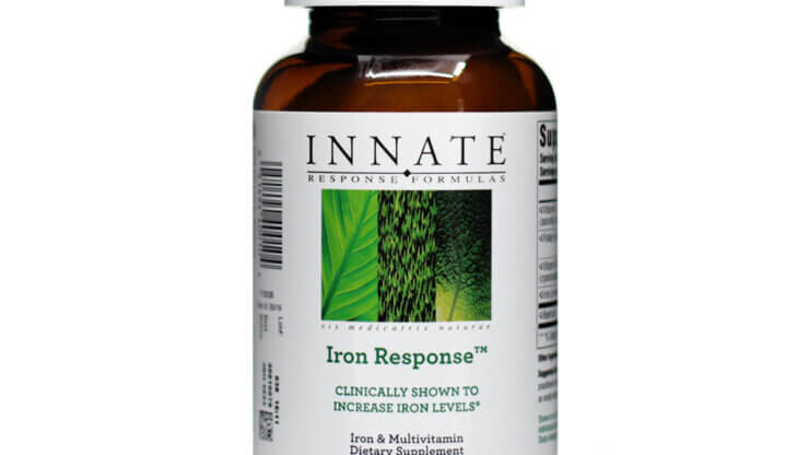 Innate Response Iron Response The Healthy Place Madison WI
