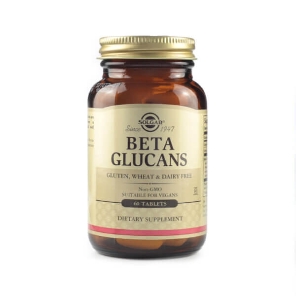 Solgar Beta Glucans Prebiotic Supplements for Digestion support health food store madison wi the healthy place