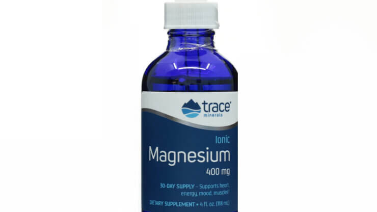 Trace Minerals Research Ionic Magnesium supplement store madison wi the healthy place