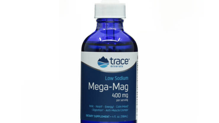 Trace Minerals Research Mega-Mag mineral supplements store madison wi the healthy place