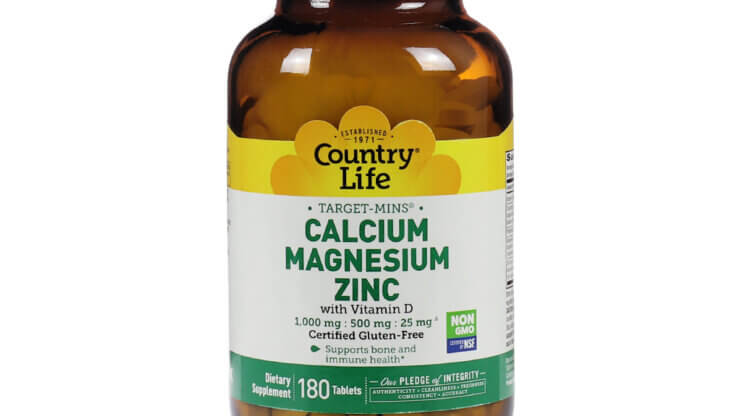 Country Life Calcium Magnesium Zinc health food store madison wi the healthy place