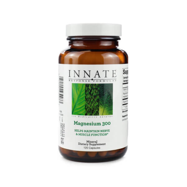 Innate Response Formulas Magnesium 300 The Healthy Place Madison WI