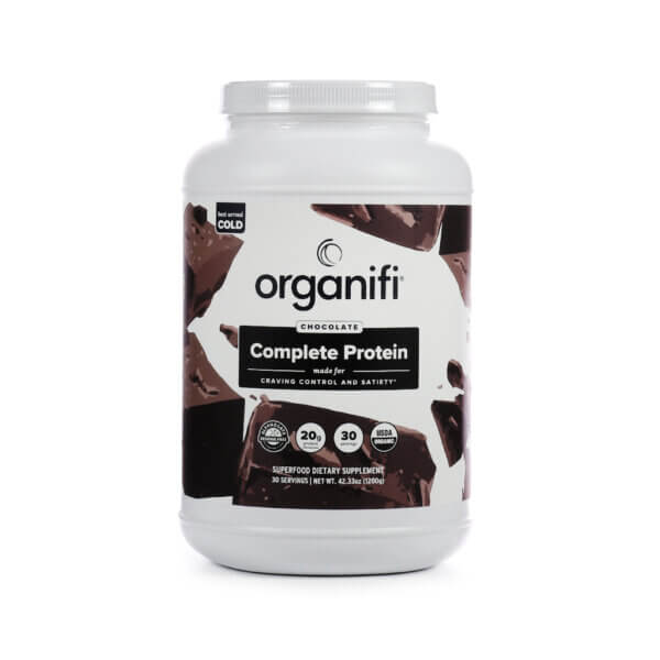 Organifi Protein The Healthy Place Madison WI