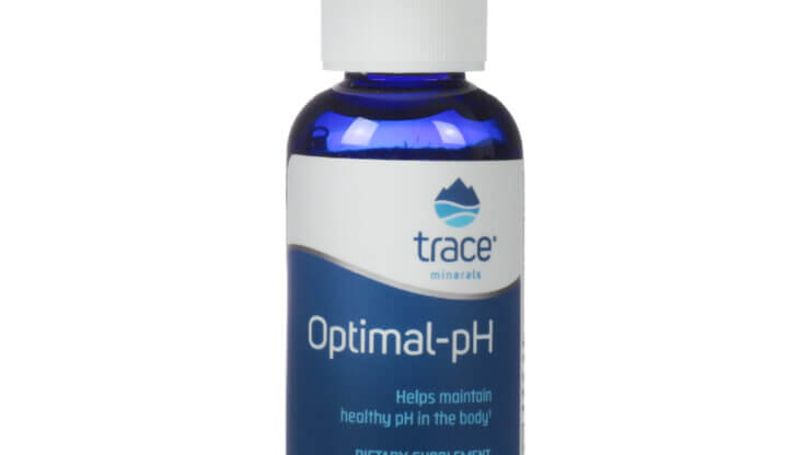Trace Minerals Research Optimal-pH trace mineral supplement drops health food store madison wi