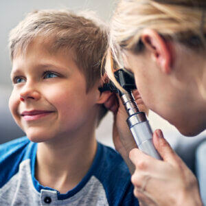Kid's Ear Health