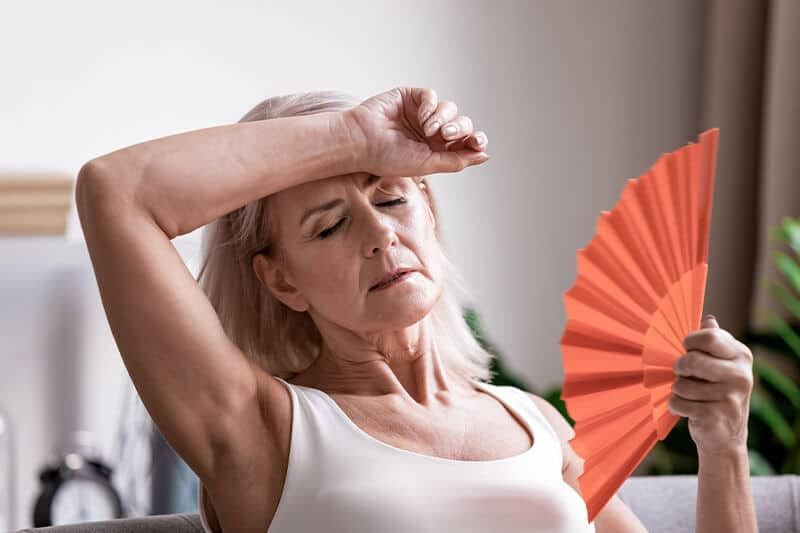 hot flashes after menopause hot flashes at night health supplement store madison wi the healthy place