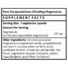pure encapsulations ultramag magnesium mineral supplements madison wi health food store the healthy place